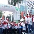 BUMN Hadir Untuk Negeri Lewat Jalan Sehat di Jakarta