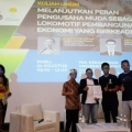 Hipmi Gandeng Modal Saham dan Baba Rafi Enterprise Ciptakan 1 Juta Pengusaha Muda