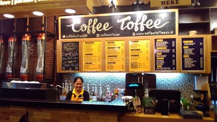 Coffee Toffee Sukses Raih Indonesia Digital Popular Brand Award 2019