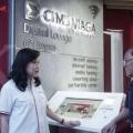 CIMB Niaga Resmikan Digital Lounge @Campus di Bandung