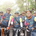 Go Green, BNI Syariah Implementasikan Program Bike to Work
