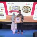 Berikan yang Terbaik, Owner Ghanisa Aesthetic Raih Penghargaan Anugerah Wirausaha Indonesia