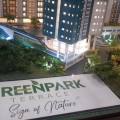 Greenpark Terrace Siap Jadi Apartemen Pertama di Kota Cilegon