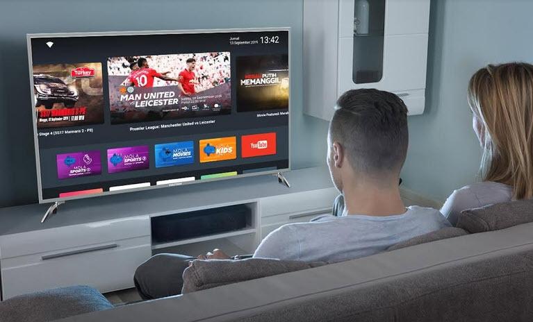 Kini Mola TV Hadir Ekslusif di Smart TV Polytron Untuk Penggila Liga Inggris