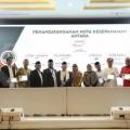 Perberdayaan Bisnis Digital, Telkomsel Hadirkan Santri Milenial Center