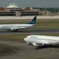 Garuda dan Sembilan BUMN Berencana Buat Merpati Terbang Lagi