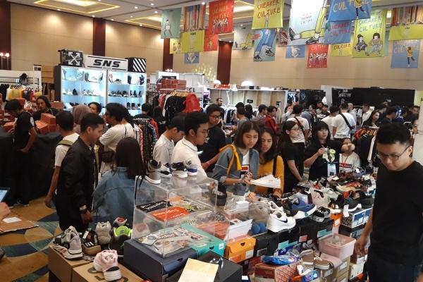 JD.ID Jadi Host Jakarta Sneaker Day Versi Online