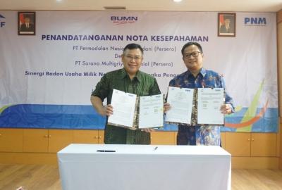 SMF Sokong Pembiayaan Rumah Karyawan PNM