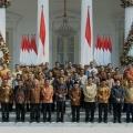 Berikut Susunan Lengkap Menteri Kabinet Indonesia Maju Periode 2019-2024