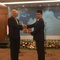 Sertijab Mendag: Menteri Agus Pimpin Perdagangan Menuju Indonesia Maju