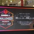 Gamer dari 11 Negara Meriahkan OMEN Challenger Series di Indocomtech 2019