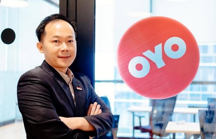 Ini Sosok Bos Baru OYO di Indonesia