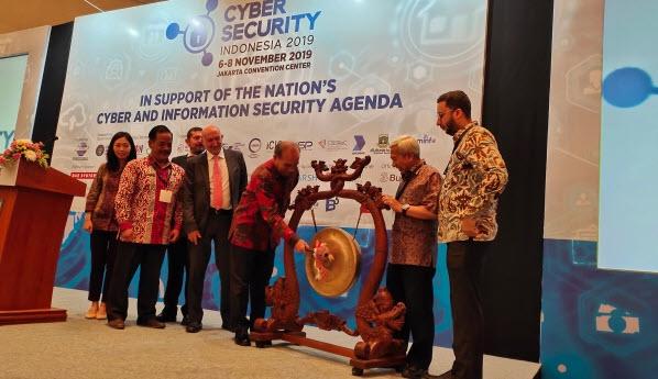 Ratusan Teknologi Keamanan Siber dari 8 Negara Unjuk Gigi di Cyber Security Indonesia 2019