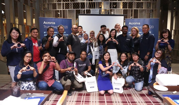 Acronis True Image 2020 Siap Lindungi Data Siber di Indonesia