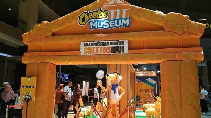 Brand Snack Cheetos Gaet Milenial Melalui Kampanye Kreatif