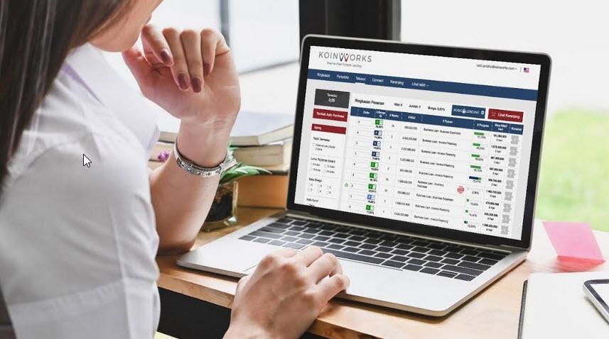 Dapat Suntikan Dana Rp190 Miliar dari Saison Capital, KoinWorks Fokus ke SME Digital