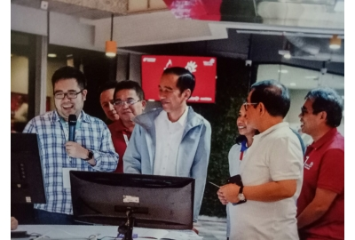 Tingkatkan Brand Awareness, PrivyID Nimbrung di Indonesia Fintech Show 2019