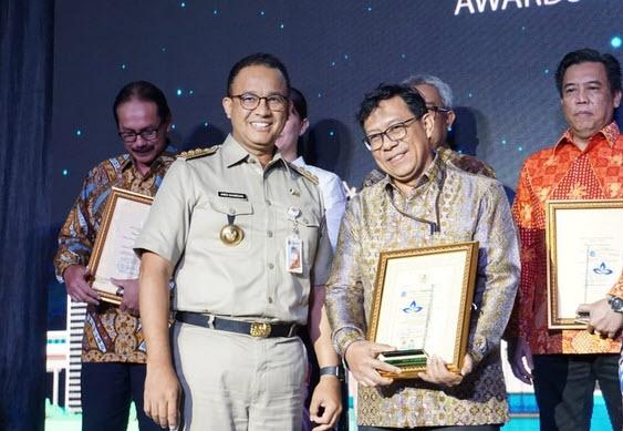 WIKA Sukses Raih Padmamitra Award 2019