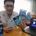 Blu Tack, Produk Perekat Reusable Pertama di Indonesia yang Multifungsi