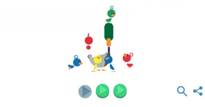 Selamat Hari Ayah dari Google dan Warganet