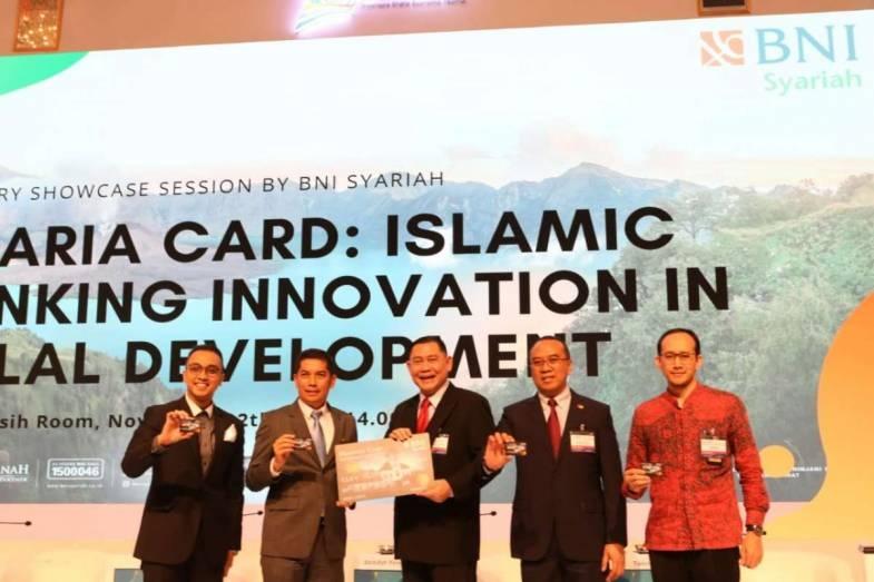 BNI Syariah Launching Kartu Platinum iB Hasanah
