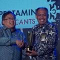 Pertamina Lubricants Kembali Raih Platinum SNI Award