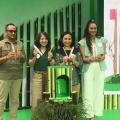 Unilever Rilis Sikat Gigi Pepsodent Natural Bamboo