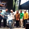 Buka IIMS Motobike Expo 2019, Menperin Kampanyekan Motor Listrik