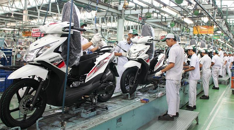 Pemerintah Targetkan Produksi Sepeda Motor di Indonesia Tembus 10 Juta Unit Pada 2025