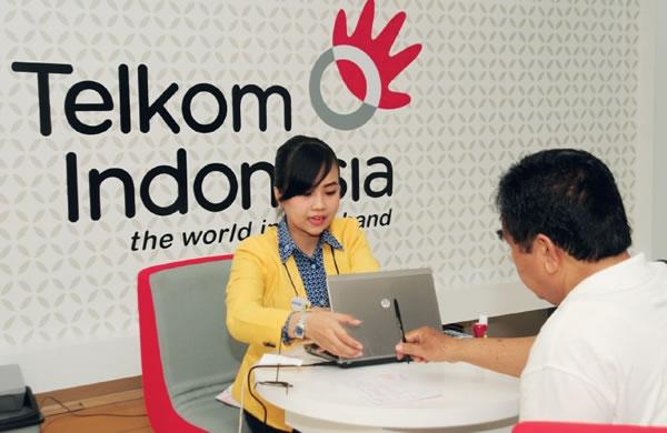 Sepanjang 2019, Telkomsel dan IndieHome Jadi Layanan Teratas Telkom