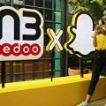 IM3 Ooredoo Luncurkan Paket Internet Khusus Snapchat