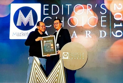 Jelang Tutup Tahun, OYO Sukses Sabet Marketeers Editor's Choice Award 2019