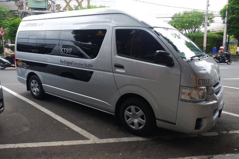 Cititrans Resmikan Rute Baru Yogyakarta-Semarang
