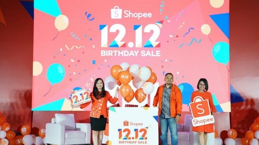 Wow! Dalam Sehari Shopee Sukses Catat Rekor GMV Rp1,3 Triliun