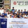 Caring For Children, Wujud Tanggung Jawab Sosial BAF Terhadap Pendidikan Anak Bangsa
