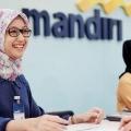 Akhir Tahun, 324 Cabang Bank Mandiri Buka Sampai Jam 5 Sore