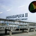 Periode Nataru, 16 Bandara Milik AP II Tembus 3,2 Juta Penumpang