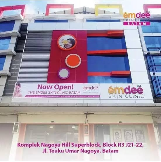 Kokohkan Posisi Leader Market, Mitra The Emdee Skin Clinic Batam Tambah Cabang Baru