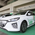 Dorong Pengembangan Ekosistem Kendaraan Listrik di Indonesia, Grab dan Hyundai Luncurkan GrabCar Elektrik