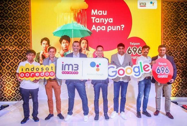 IM3 Ooredoo dan Google Wujudkan Desa Digital