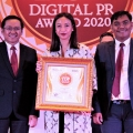 KIBIF Sukses Raih Indonesia Top Digital PR Award 2020