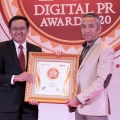 Pegadaian Sabet Penghargaan Top Digital PR Award 2020