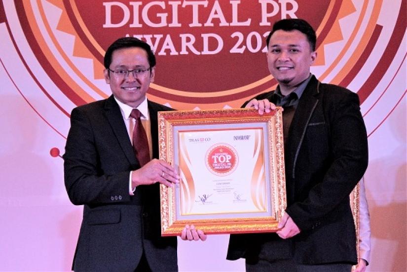 Responsif Terhadap Kebutuhan Konsumen, Confidence Sukses Raih Top Digital PR Award 2020