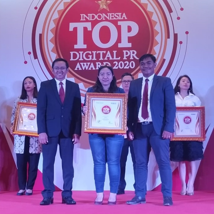Terapkan Omnichannels, Sweety Raih Indonesia Top Digital Public Relations Award 2020
