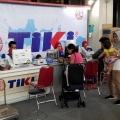 Gandeng Blanja.com di Big Bad Wolf Book Jakarta Sale 2020, TIKI Tawarkan Diskon Hingga 15%