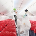 Cegah Wabah Covid-19, Lion Air Sterilisasi Seluruh Pesawat Operasional