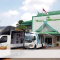 Show Bus Nusantara Tour AVK Fusion Indonesia Tiba Di Jambi!