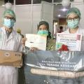 Frisian Flag Indonesia Bergerak Bantu Penuhi Kebutuhan Nutrisi untuk Garis Terdepan Melawan Pandemi COVID-19