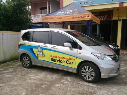 Ajak Konsumen untuk #Parkirdirumah, Honda Bawa Layanan Penjualan dan Purna Jual ke Rumah Konsumen