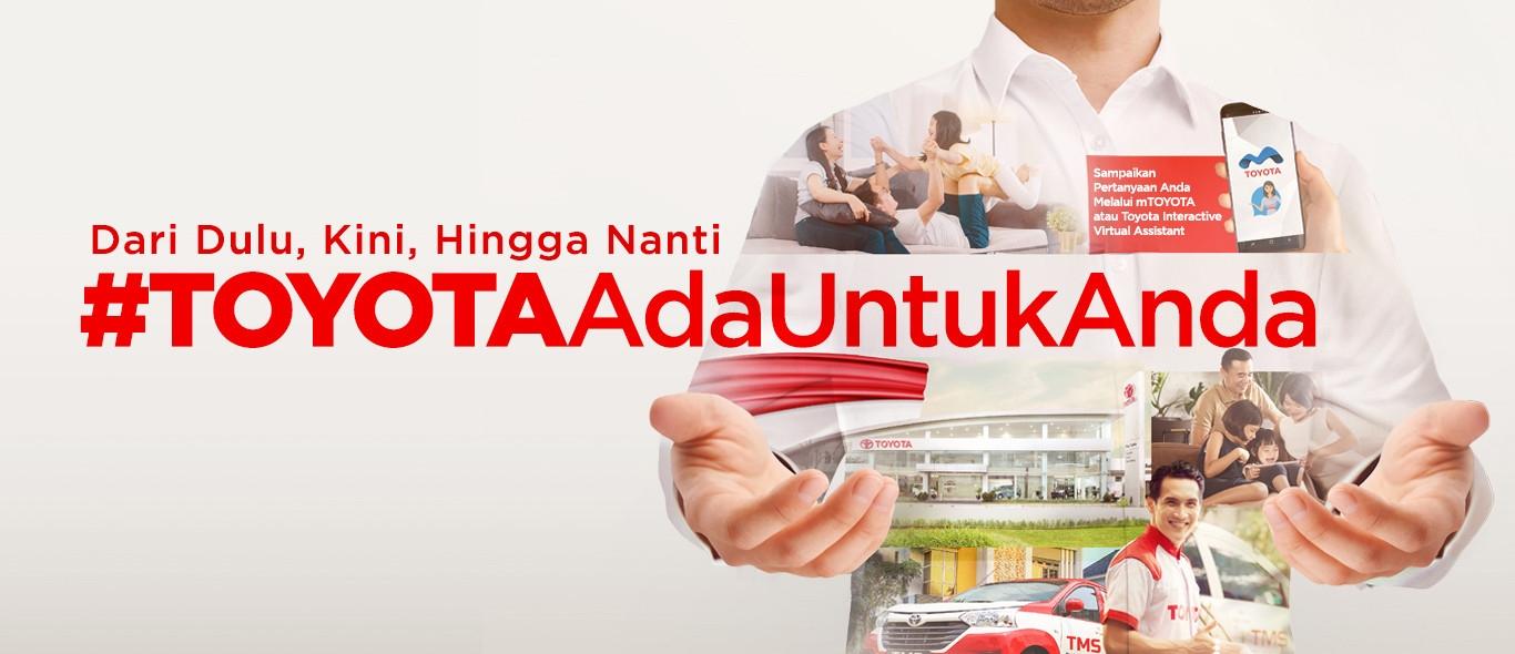 Dukung Mobilitas Masyarakat Indonesia Hadapi Pandemi, Toyota Siapkan Berbagai Program